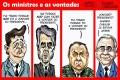 0 Ministros da Saude